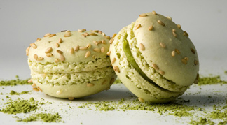Chef Ludovic Augendre and Chef Florian Bellanger - Mad Mac New York - Macaron