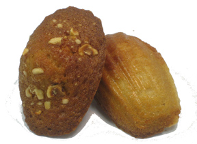 Chef Ludovic Augendre and Chef Florian Bellanger - Mad Mac New York - Madeleines