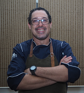 Chef Sylvio Trujillo - Restaurant Marrua, Bonito, Mato Grosso do Sul, Brazil - photo by Luxury Experience