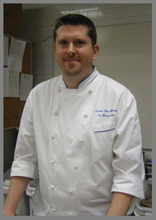 Chef Laurie Jon Moran - photo by Luxury Experience