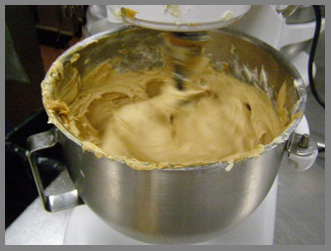 Peanut Butter Frosting  - photo by Luxury Experience