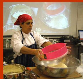 Chef Einat Admony - New York Culinary Experience - photo by Luxury Experience