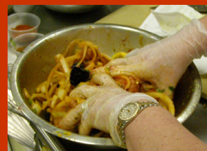 Chicken Tagine - Chef Einat Admony - New York Culinary Experience - photo by Luxury Experience