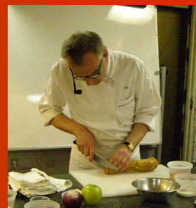 Chef Kurt Gutenbrunner - New York Culinary Experience - photo by Luxury Experience
