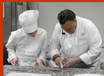 Chef François Payard - Brandon Zazza - New York Culinary Experience - photo by Luxury Experience