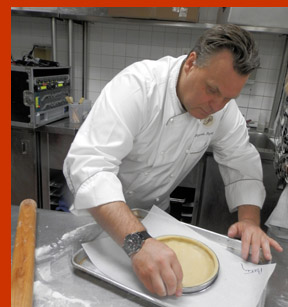 Chef François Payard - New York Culinary Experience - photo by Luxury Experience
