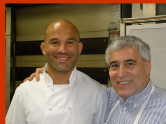 Baker Kamel Saci, Edward F. Nesta - New York Culinary Experience - photo by Luxury Experience