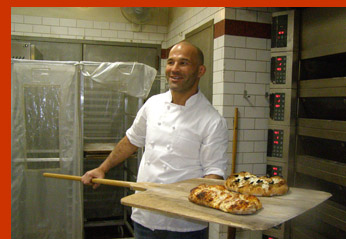 Baker Kamel Saci  - New York Culinary Experience - photo by Luxury Experience