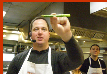 Chef Bryce  - New York Culinary Experience - photo by Luxury Experience