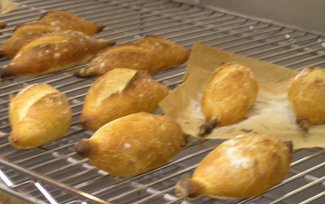 Epi Baguettes - Chef Fiorentino - photo by Luxury Experience