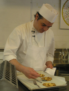 Pastry Chef Brooks Headley - New York Culinary Experience - Photo by Luxury Experience