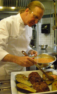Chef Michel Nischan New York Culinary Experience - Photo by Luxury Experience