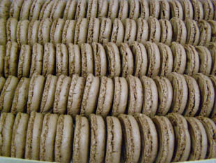 Chocolate Macarons - New York Culinary Experience - Photo by Luxury Experience