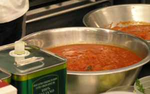 San Marzano Sauce - Executive Chef Missy Robbins -New York Culinary Experience  - Photo by Luxury Experience