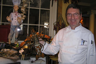 Polpo Restaurant and Saloon's Chef Franco Maltagliati