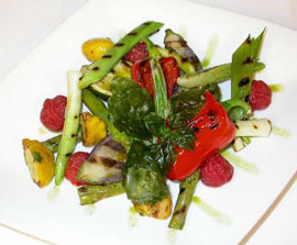 Mediterranean Melange of Vegetables