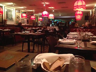Russian Samovar Restaurant and Piano Bar -NY, NY, USA