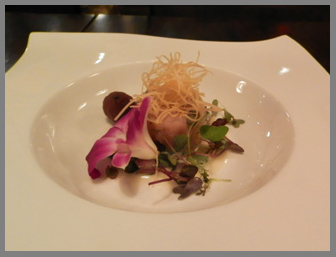 Tuna Tartare - Sen NYC Restaurant -photo by Luxury Experience