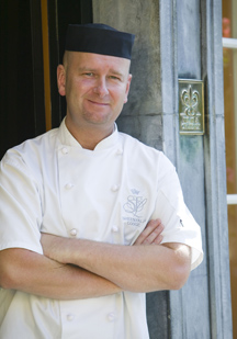 Chef Phillip Brazil - Sheen Falls Lodge, Kenmare, County Kerry, Ireland