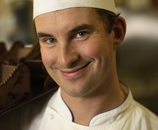 Chef Stefan Gerber of Badrutt's Palace, St. Mortiz, Switzerland