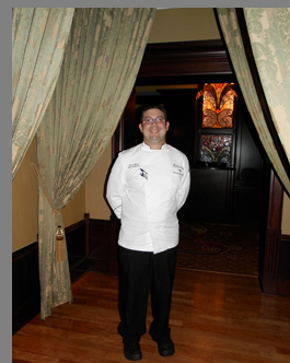 Chef Steve Batur -Photo by Luxury Experience