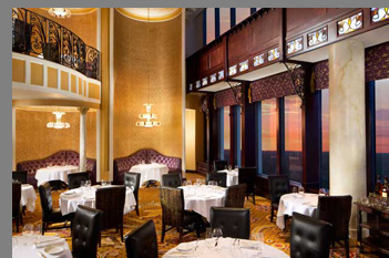 TS Steakhouse - Turning Stone Resort Casino - Verona, NY, USA