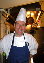 Chef/Owner Tim Wiechmann of T. W. Food