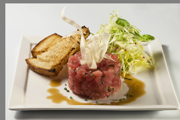Tuna Tartare - TBar Steak & Lounge - NYC