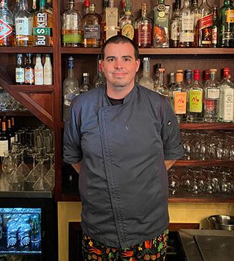 Chef Stephen Murphy - West Street Grill - Litchfield, CT, USA