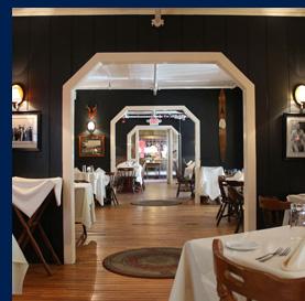 Wildcat Tavern Restaurant - Jackson, New Hampshire, USA