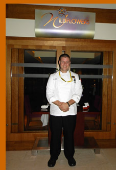 Chef Dustin Tuthill - photo by Luxury Experience