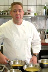first floor, Berlin, Germany - Executive Chef Matthias Buchholz