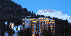 Tschuggen Grand Hotel Arosa, Switzerland