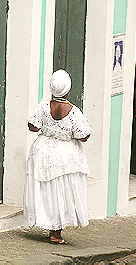 Traditional Bahian Costume