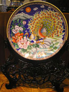 Beijing, China - cloisonne finished product