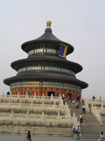 Beijing, China - Temple of Heaven