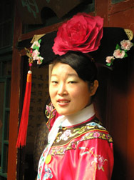Beijing, China - Traditional Costume