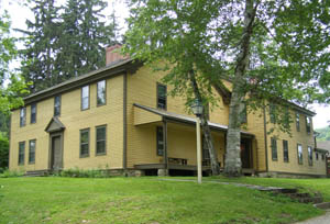 Arrowhead, Herman Melville House, Pittsfield, Massachusetts, USA - Photo by Luxury Experience