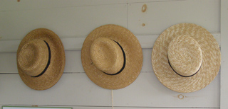 Shaker Hats - Hancock Shaker Village, Massachusetts, USA - Photo by Luxury Experience