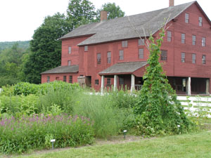 Herb Garden - Hancock Shaker Village, Massachusetts, USA - Photo by Luxury Experience