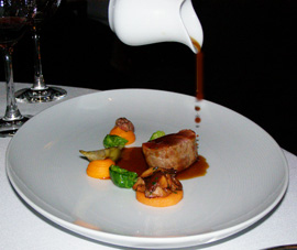 Jamison Farms Lamb at Wheatleigh, Lenox, Massachusetts- Photo by Luxury Experience