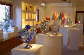 Schantz Galleries Stockbridge, Massachusetts- Photo by Luxury Experience