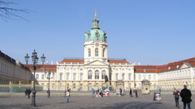 Charlottenburg Castle, Berlin, Germany