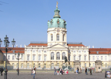 Berlin, Germany - Charlottenburg Castle