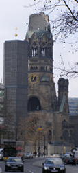 Kaiser Wilhelm Memorial Church - Berlin, Germany