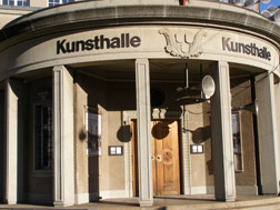 Bern, Switzerland - Kunsthalle