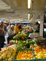 Bern, Switzerland - Tuesday Market