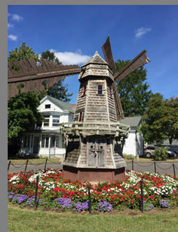 Windmill - Booth Memorial Park & Museum- Stratford, CT, USA - photo by Luxury Experience