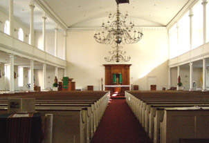 St. Stephen's Church Interior
