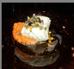 Poached Cod - photo by Luxury Experience